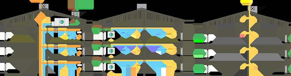 Требования к вентиляции в многоквартирном доме